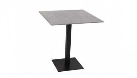 Table de bistrot 70 x 70 cm CITY Slim design