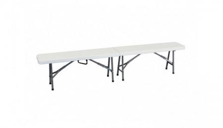 Sitzbank 212 x 28 cm  klappbar