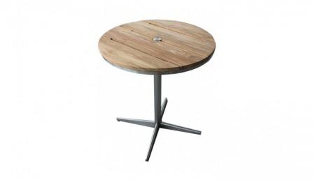 Tisch 70 Cm.Teak Tisch Rund 70 Cm Garten Tische Gardeko Gmbh